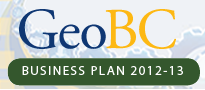 GeoBC Business Plan 2012-13